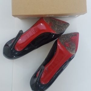 Christian Louboutin Shoes - Christian Louboutin Pigalle Plato Patent Leather